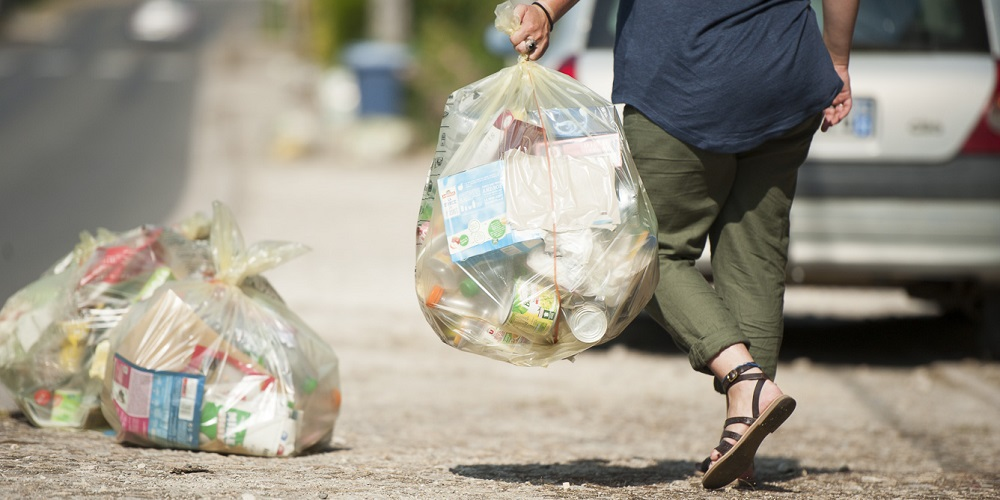 Image correspondant à l'aternative Sac poubelle recyclés